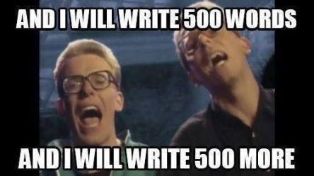500words